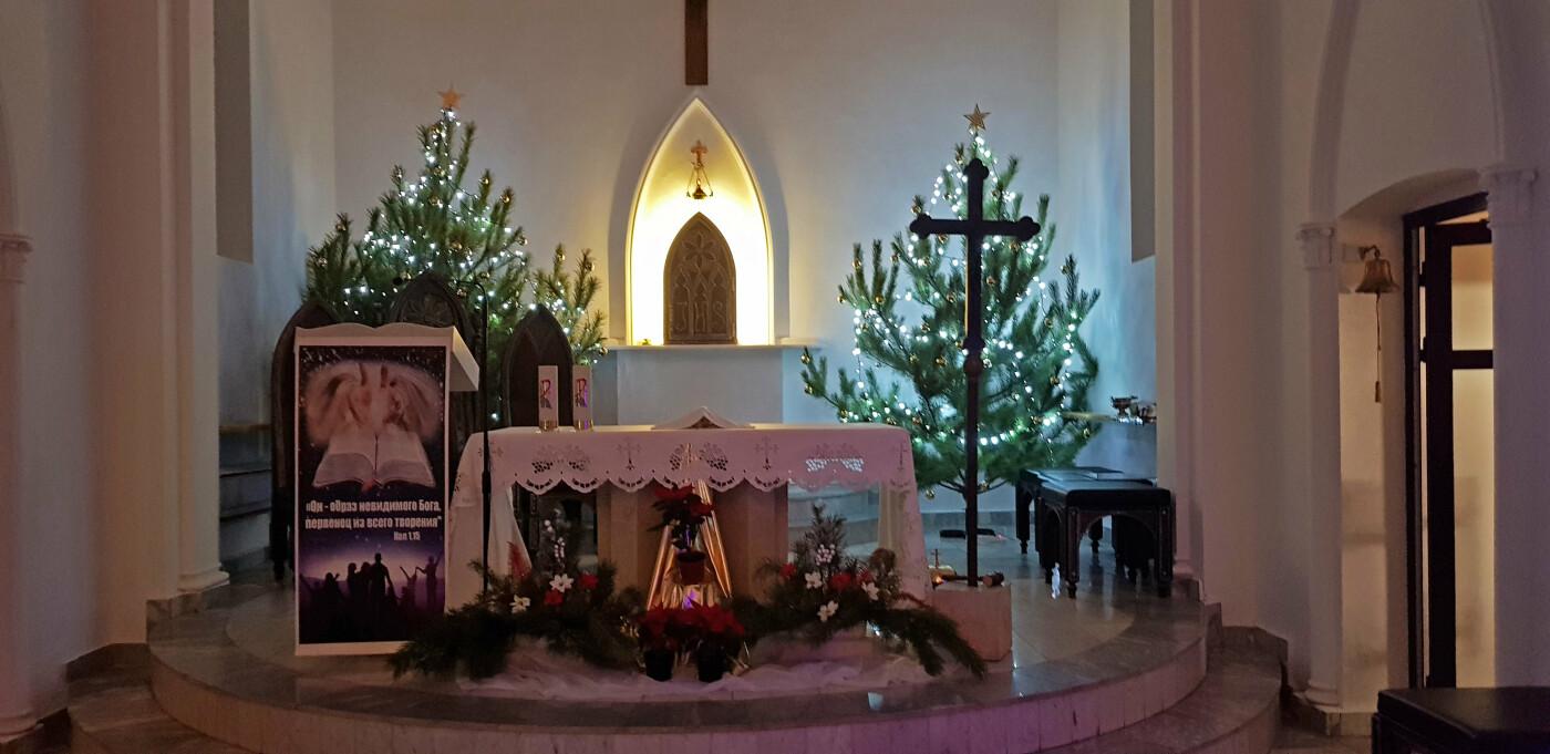 В Тамбове католики встретили Рождество Христово, фото-2