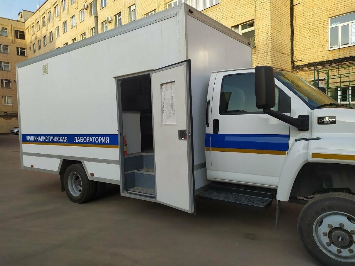 Тамбовские полицейские получили современную мобильную криминалистическую лабораторию , фото-4
