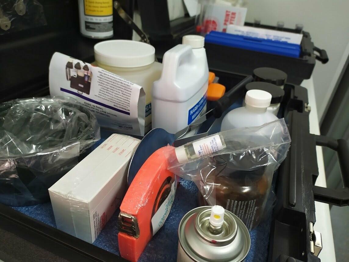 Тамбовские полицейские получили современную мобильную криминалистическую лабораторию , фото-2