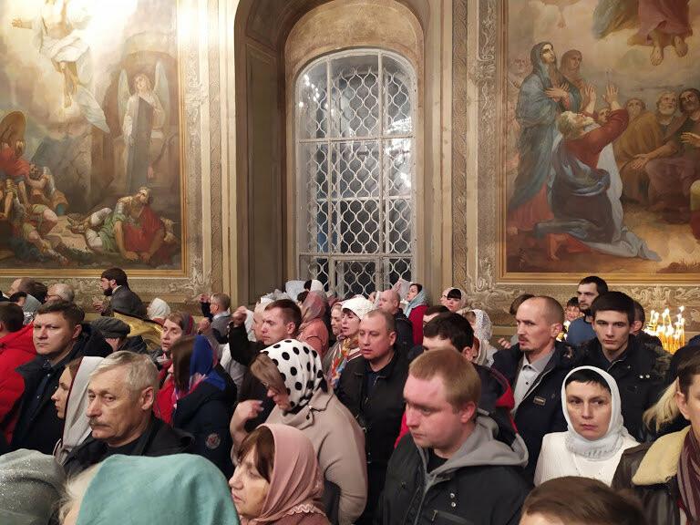 Православные тамбовчане встретили светлый праздник Рождества Христова, фото-1