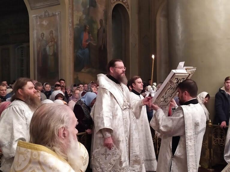 Православные тамбовчане встретили светлый праздник Рождества Христова, фото-3