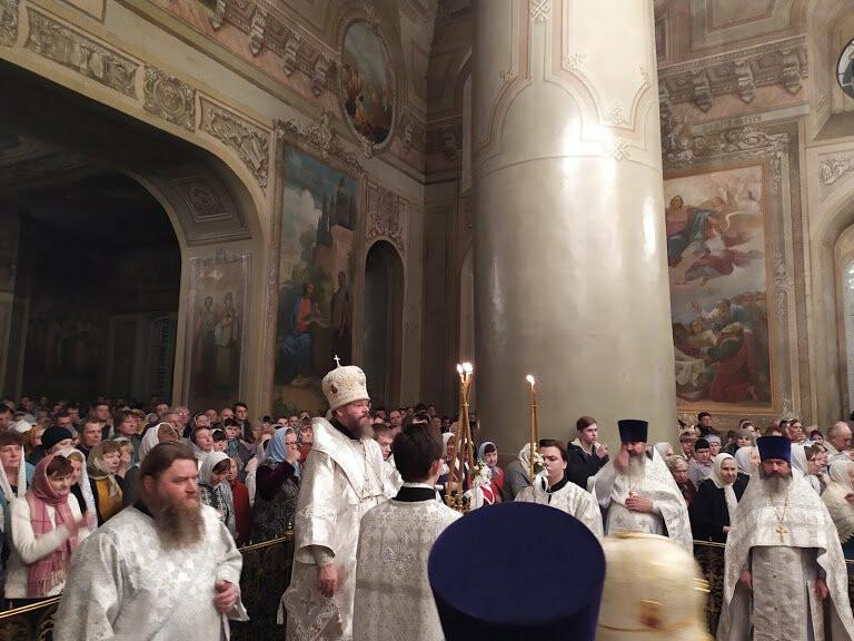 Православные тамбовчане встретили светлый праздник Рождества Христова, фото-4