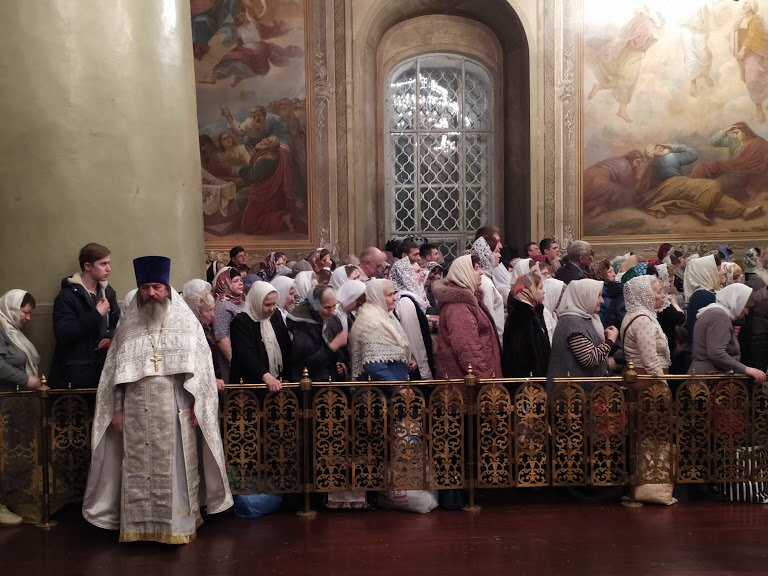 Православные тамбовчане встретили светлый праздник Рождества Христова, фото-5