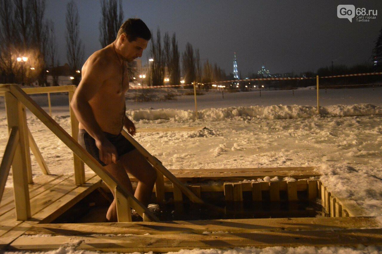 В Тамбове на Набережной оборудуют пять иорданей для крещенских купаний, фото-1