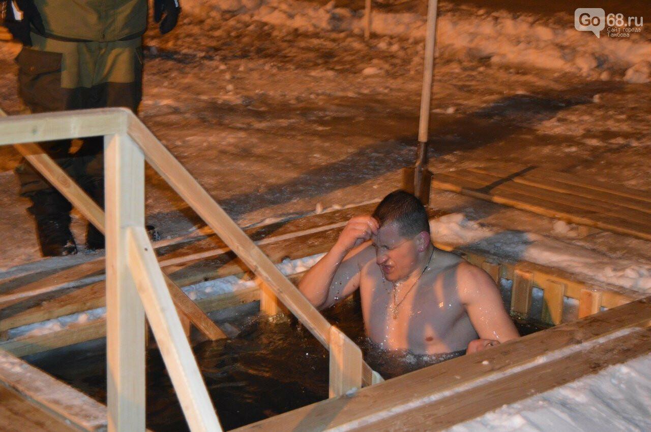 В Тамбове на Набережной оборудуют пять иорданей для крещенских купаний, фото-8