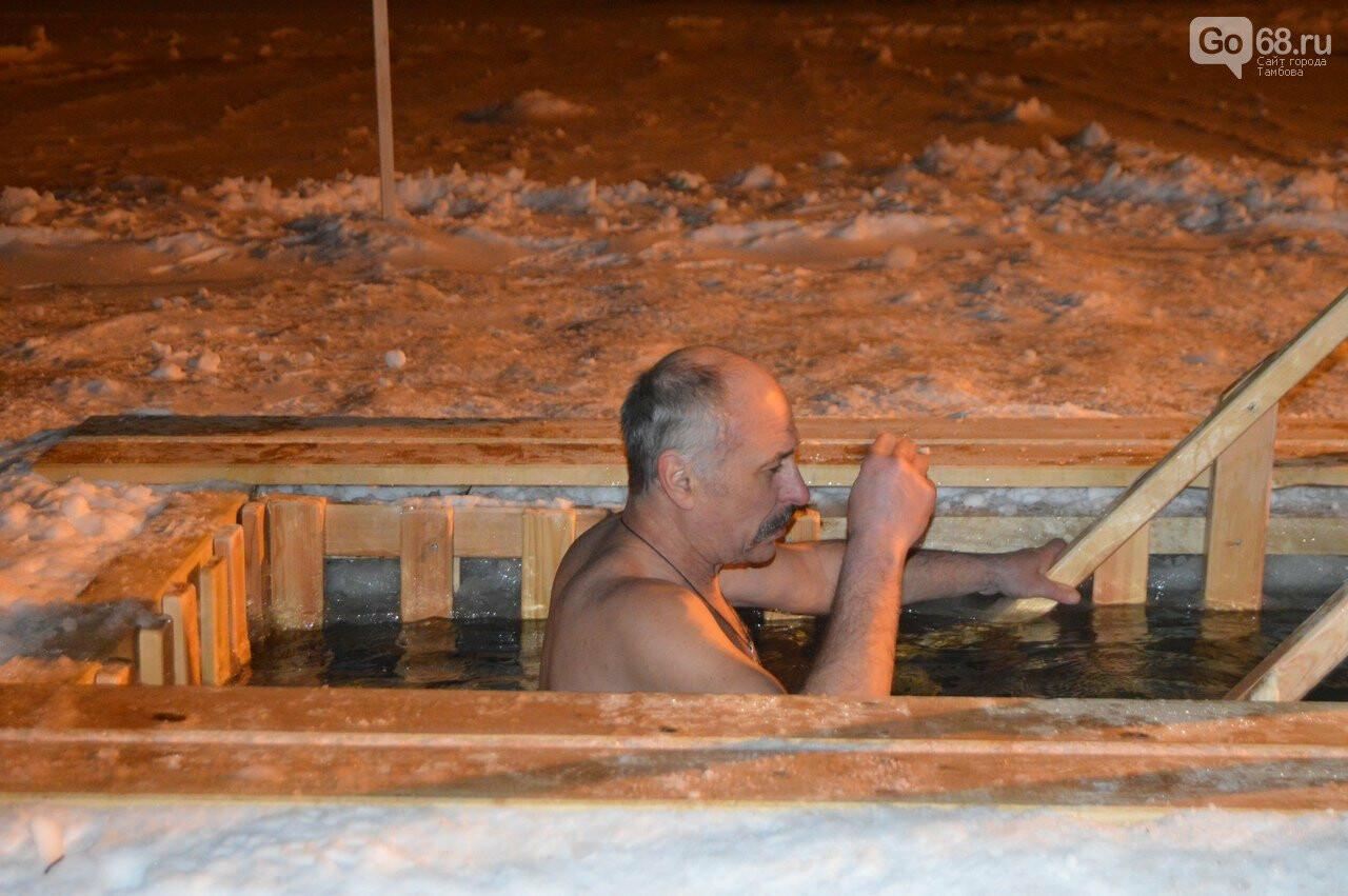 В Тамбове на Набережной оборудуют пять иорданей для крещенских купаний, фото-9