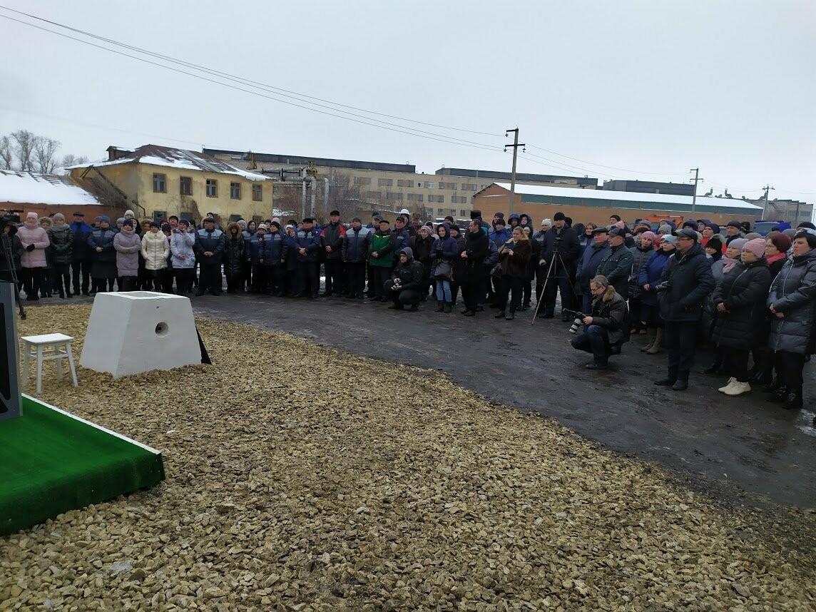 На заводе «Милорем» в Мичуринске заложили новый цех, фото-2