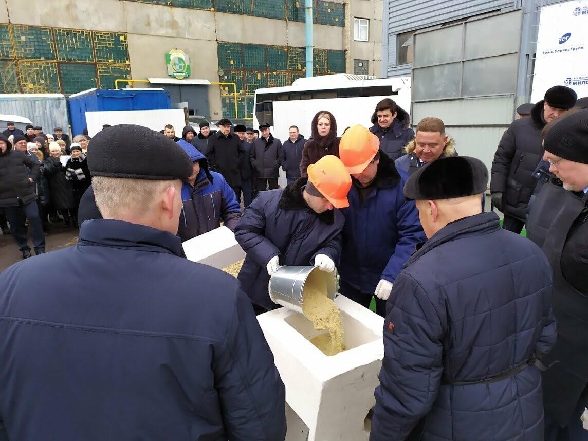 На заводе «Милорем» в Мичуринске заложили новый цех, фото-7