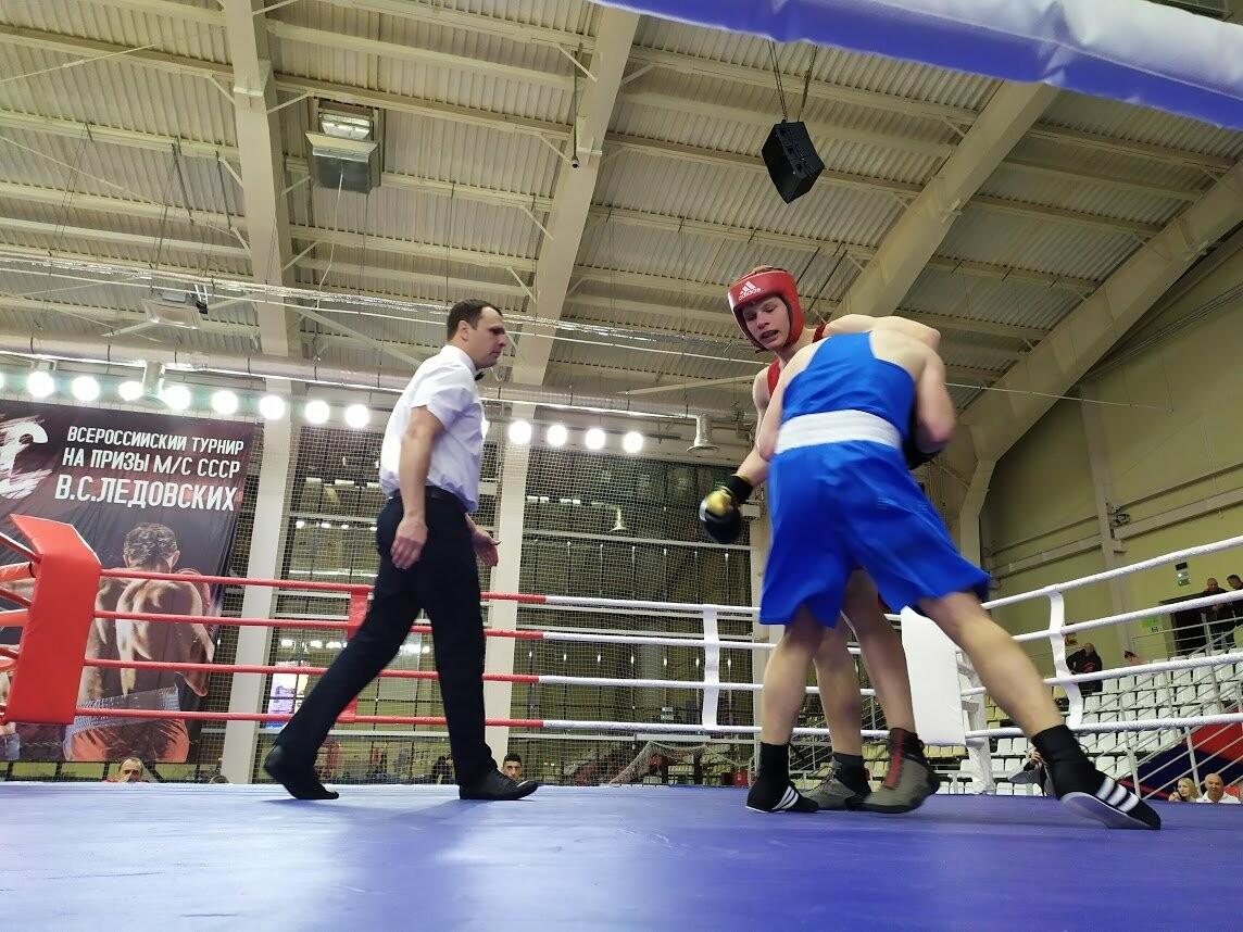 В Тамбове стартовал 21-й турнир по боксу на призы мастера спорта СССР Валерия Ледовских, фото-4