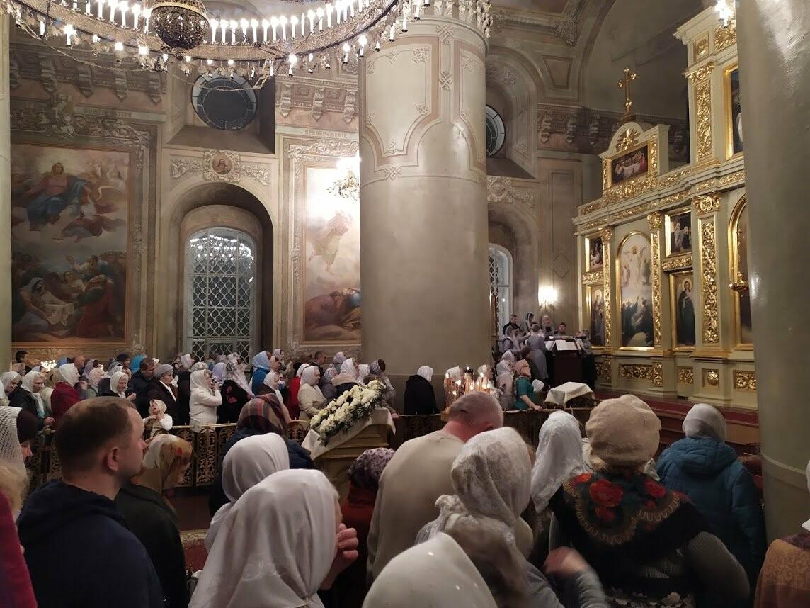 Православные тамбовчане отметили праздник Святого Крещения Господня, фото-1