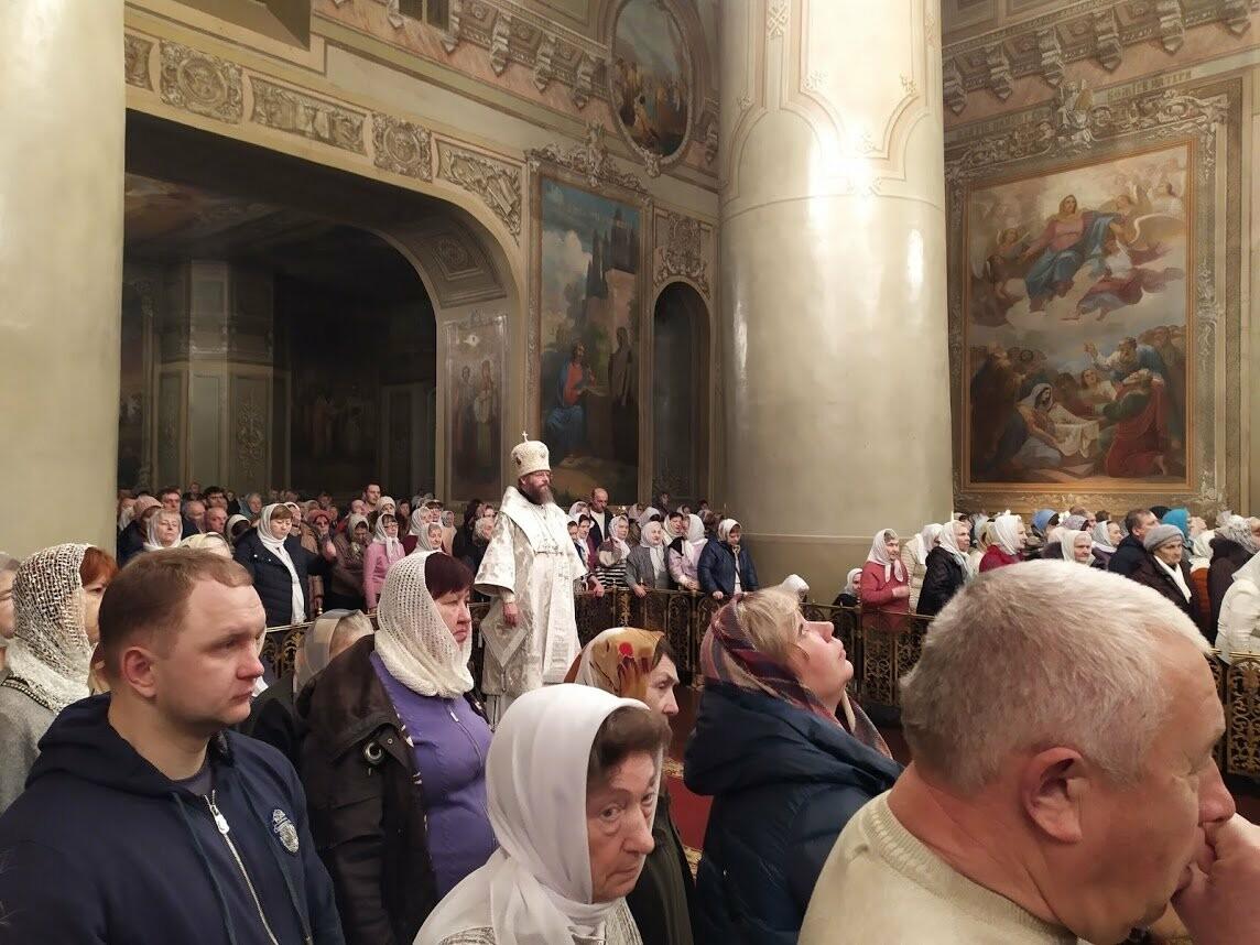 Православные тамбовчане отметили праздник Святого Крещения Господня, фото-2
