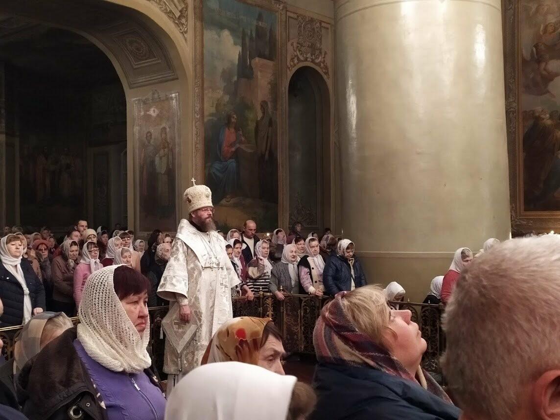 Православные тамбовчане отметили праздник Святого Крещения Господня, фото-3