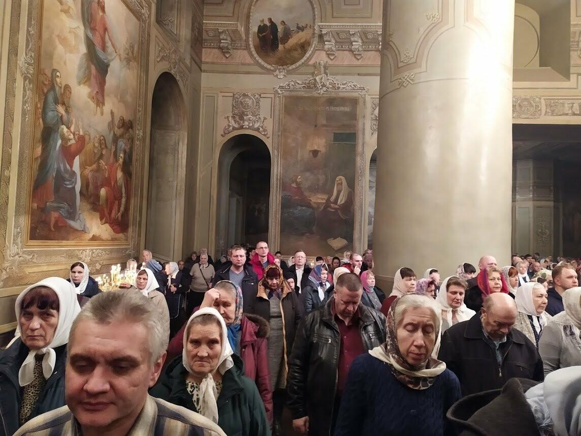 Православные тамбовчане отметили праздник Святого Крещения Господня, фото-4