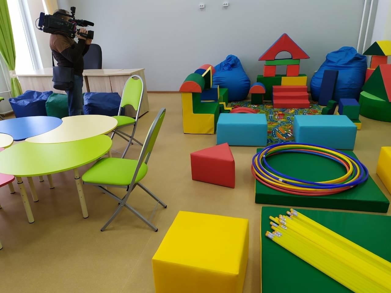 В Мичуринске торжественно открыли инновационную школу, фото-4