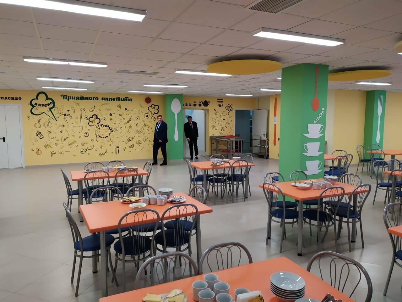 В Мичуринске торжественно открыли инновационную школу, фото-10