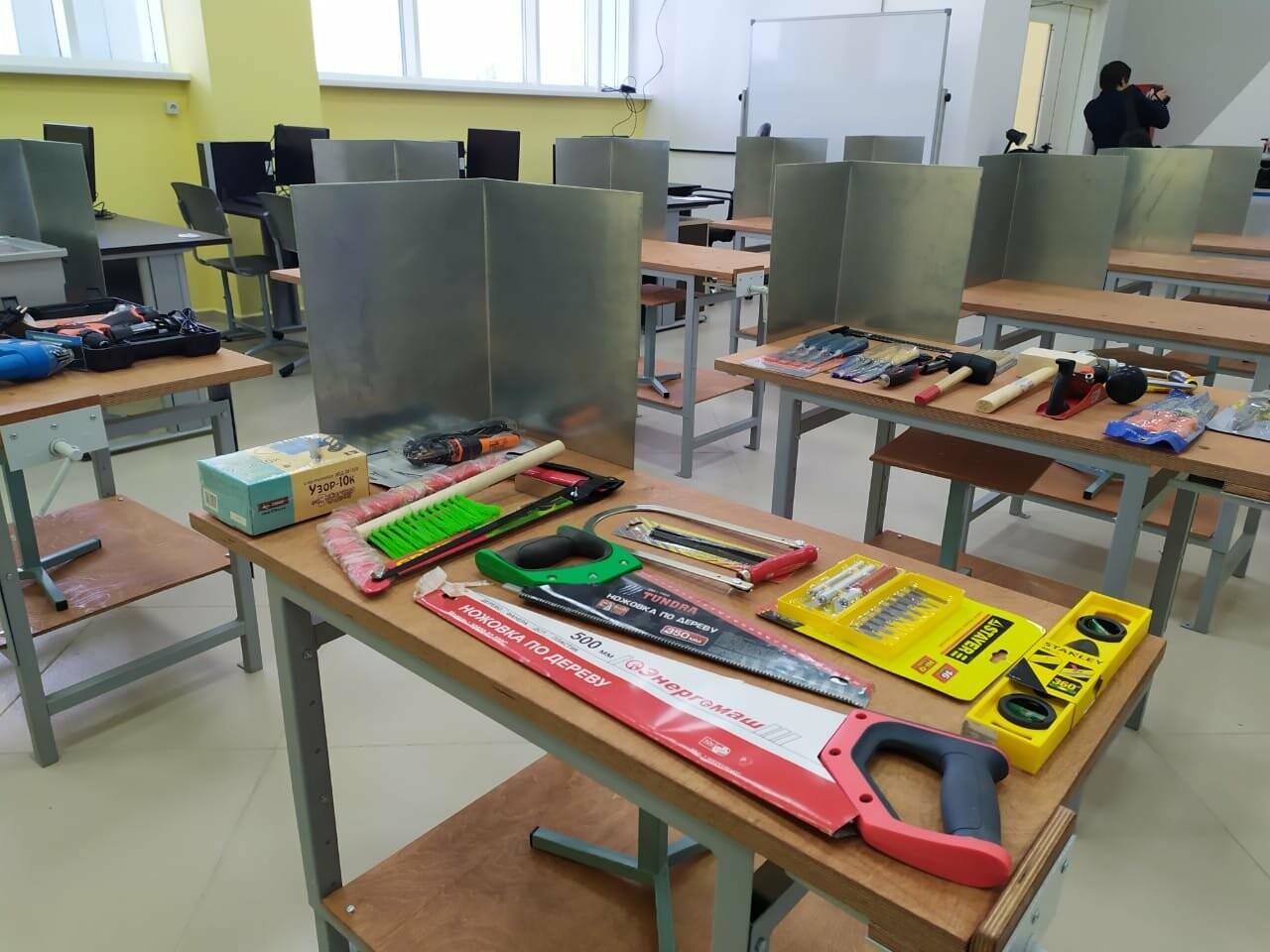 В Мичуринске торжественно открыли инновационную школу, фото-3