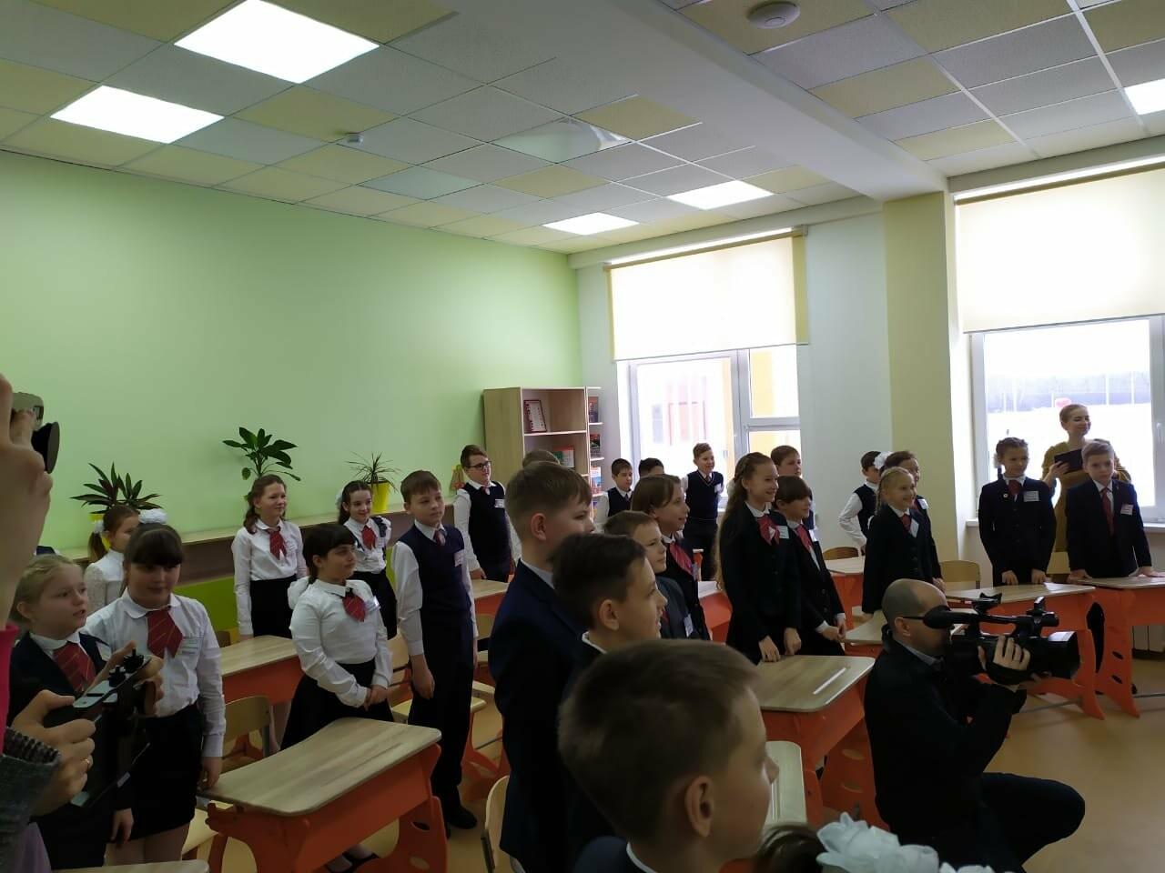 В Мичуринске торжественно открыли инновационную школу, фото-1