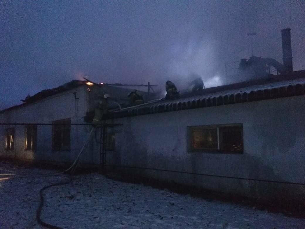 В Тамбове на Бастионной загорелся склад с пиломатериалами на площади 400 кв.м.: видео, фото-6