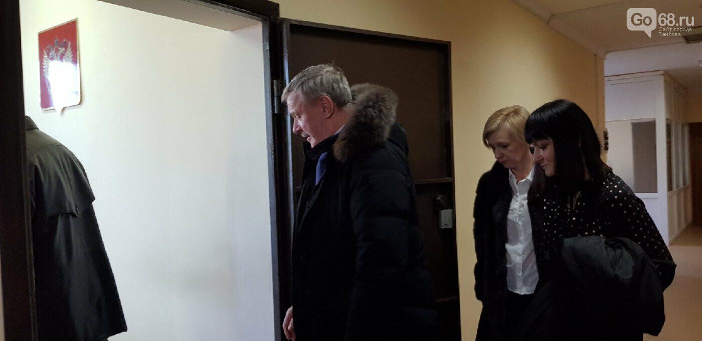 Уголовное дело в отношении экс-главы Тамбова прекращено в связи с истечением сроков давности, фото-1