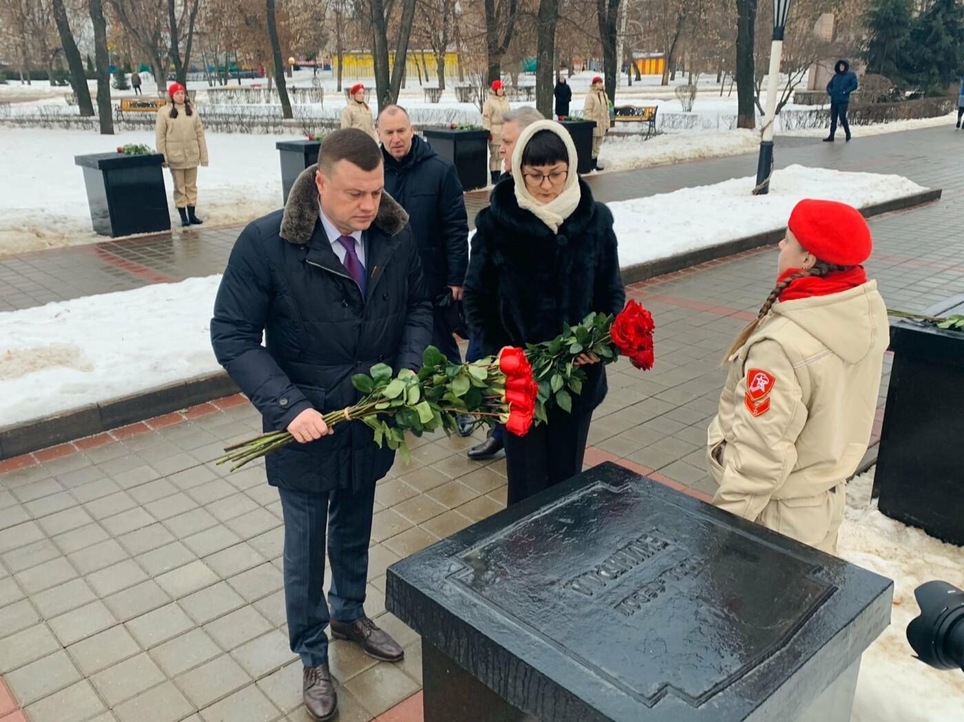 «Живые, помните о нас!»: в Тамбове отметили 76-ю годовщину прорыва блокады Ленинграда, фото-1