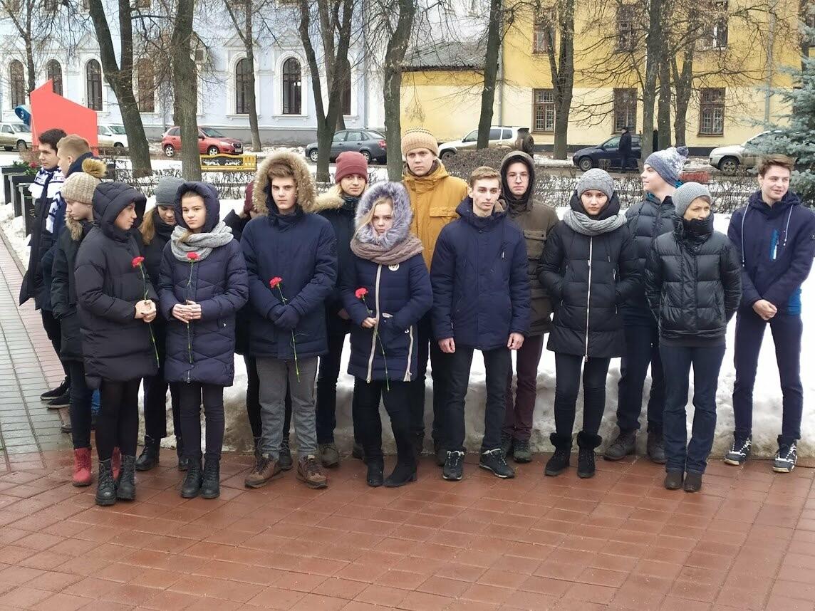 «Живые, помните о нас!»: в Тамбове отметили 76-ю годовщину прорыва блокады Ленинграда, фото-8