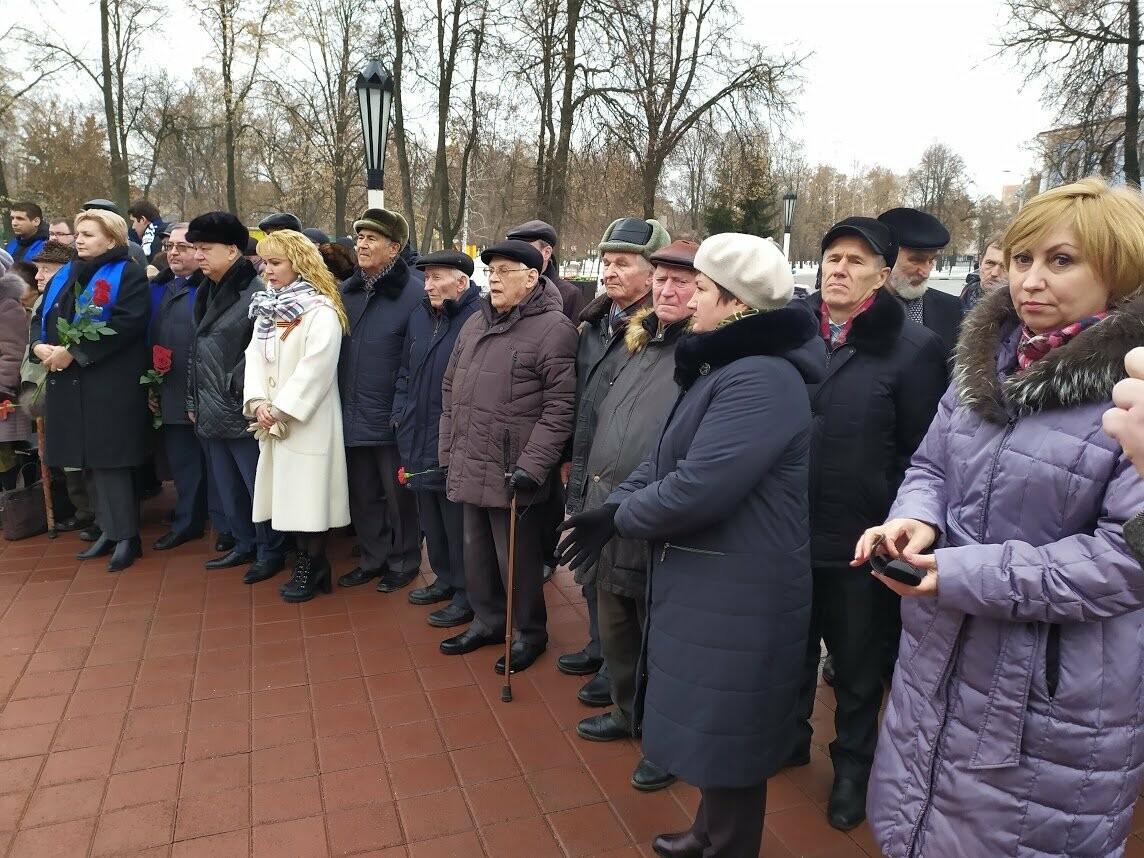 «Живые, помните о нас!»: в Тамбове отметили 76-ю годовщину прорыва блокады Ленинграда, фото-9