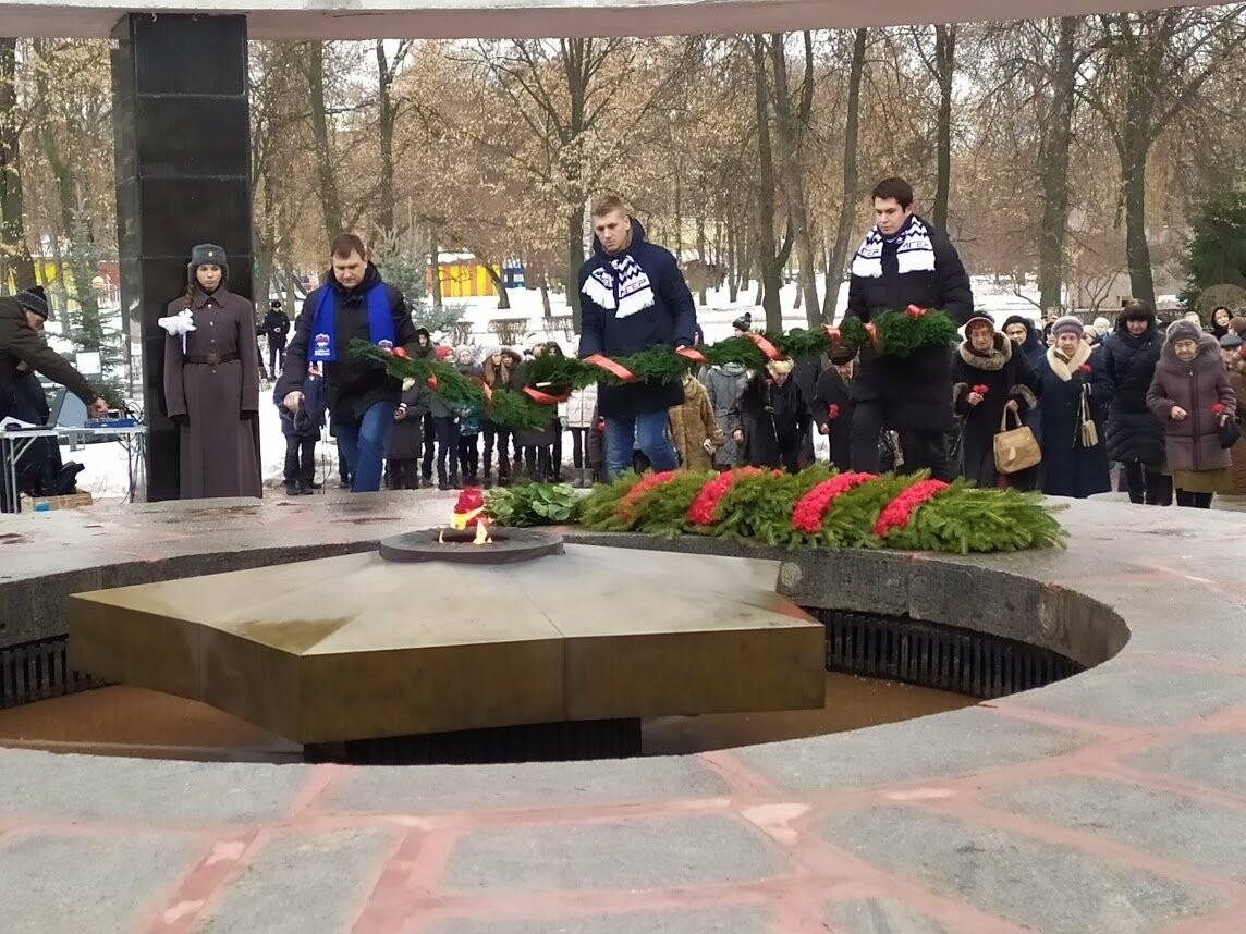 «Живые, помните о нас!»: в Тамбове отметили 76-ю годовщину прорыва блокады Ленинграда, фото-11