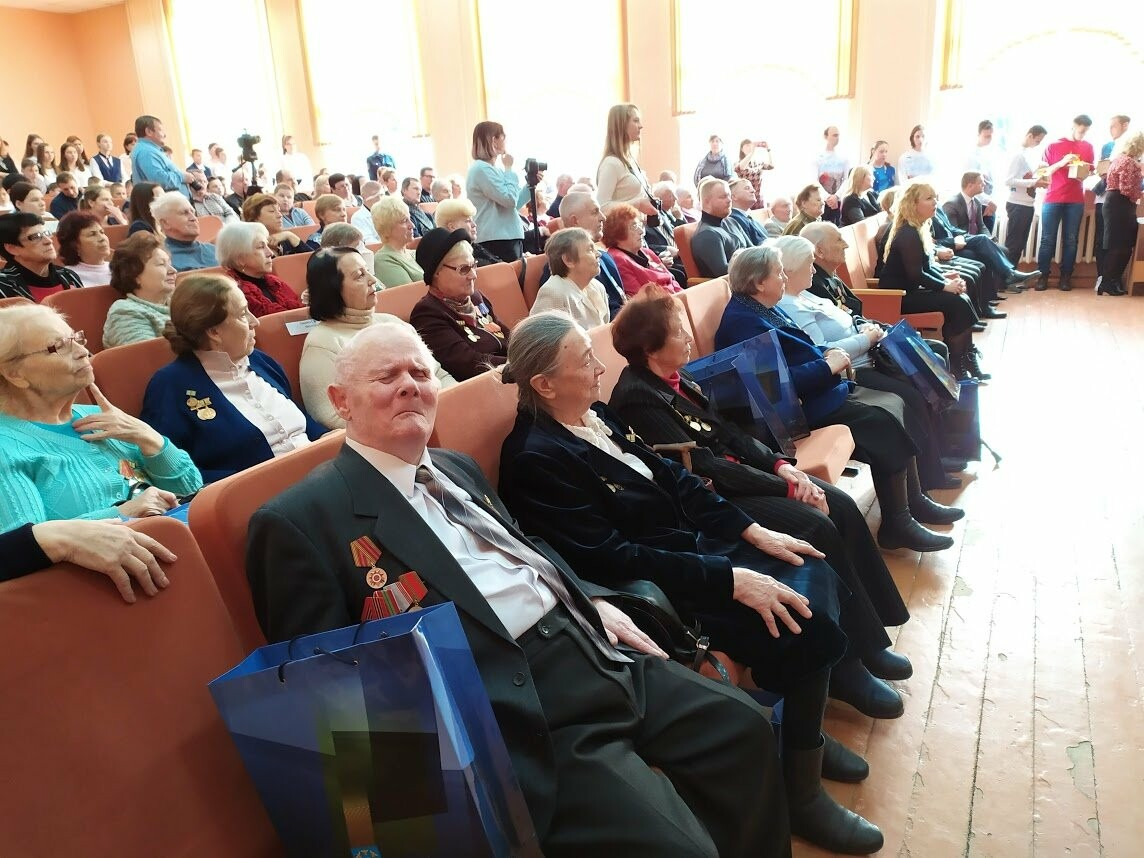 «Живые, помните о нас!»: в Тамбове отметили 76-ю годовщину прорыва блокады Ленинграда, фото-13