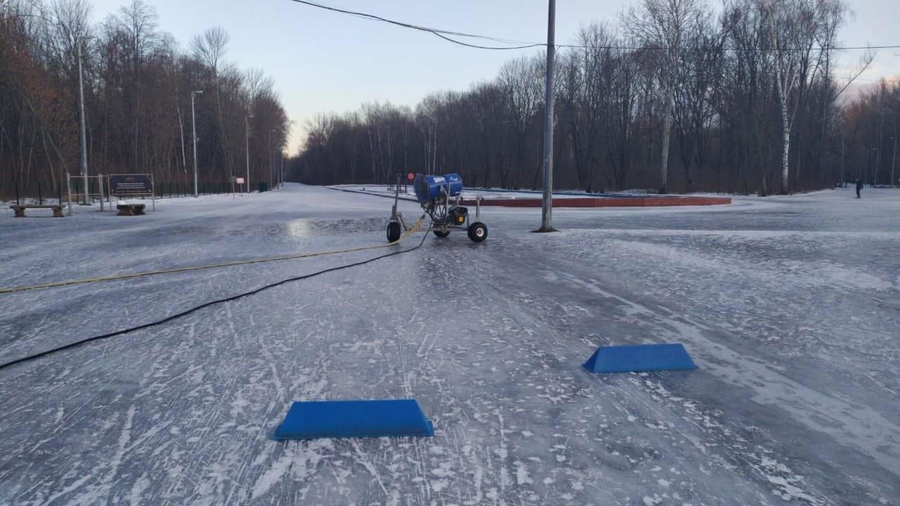 Трассу на «Лыжне России-2020» в Тамбове усилят искусственным снегом: видео, фото-2