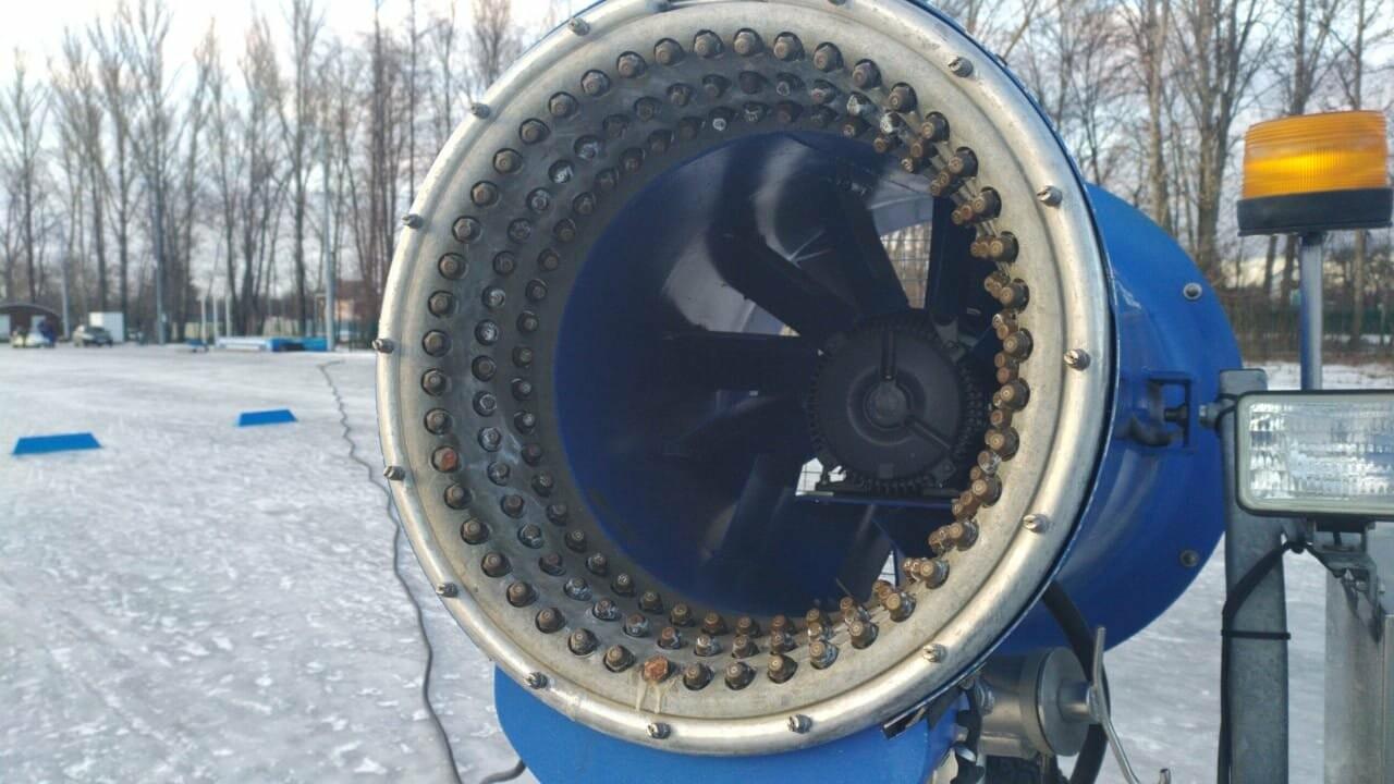 Трассу на «Лыжне России-2020» в Тамбове усилят искусственным снегом: видео, фото-5