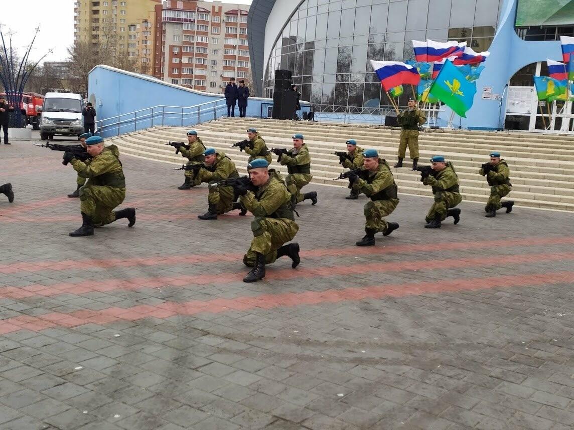 В Тамбов прибыл десант из Камышина в рамках марш-броска в честь 75-летия Победы , фото-3