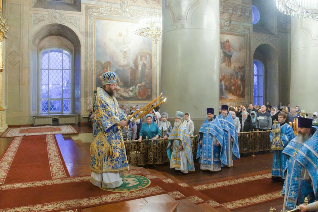 Православные тамбовчане отметили праздник Сретения Господа Нашего Иисуса Христа, фото-2