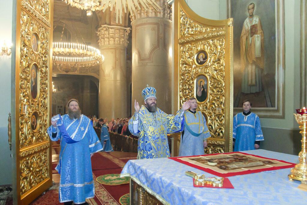 Православные тамбовчане отметили праздник Сретения Господа Нашего Иисуса Христа, фото-5