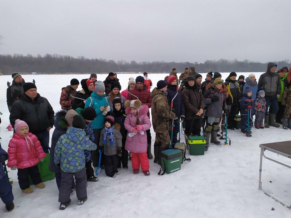 В Тамбове провели детский турнир по зимней рыбалке, фото-1