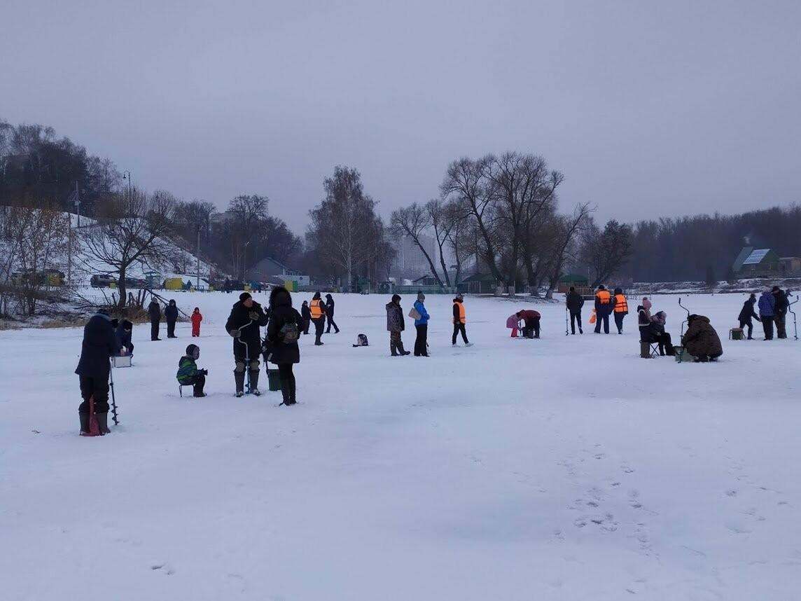 В Тамбове провели детский турнир по зимней рыбалке, фото-2