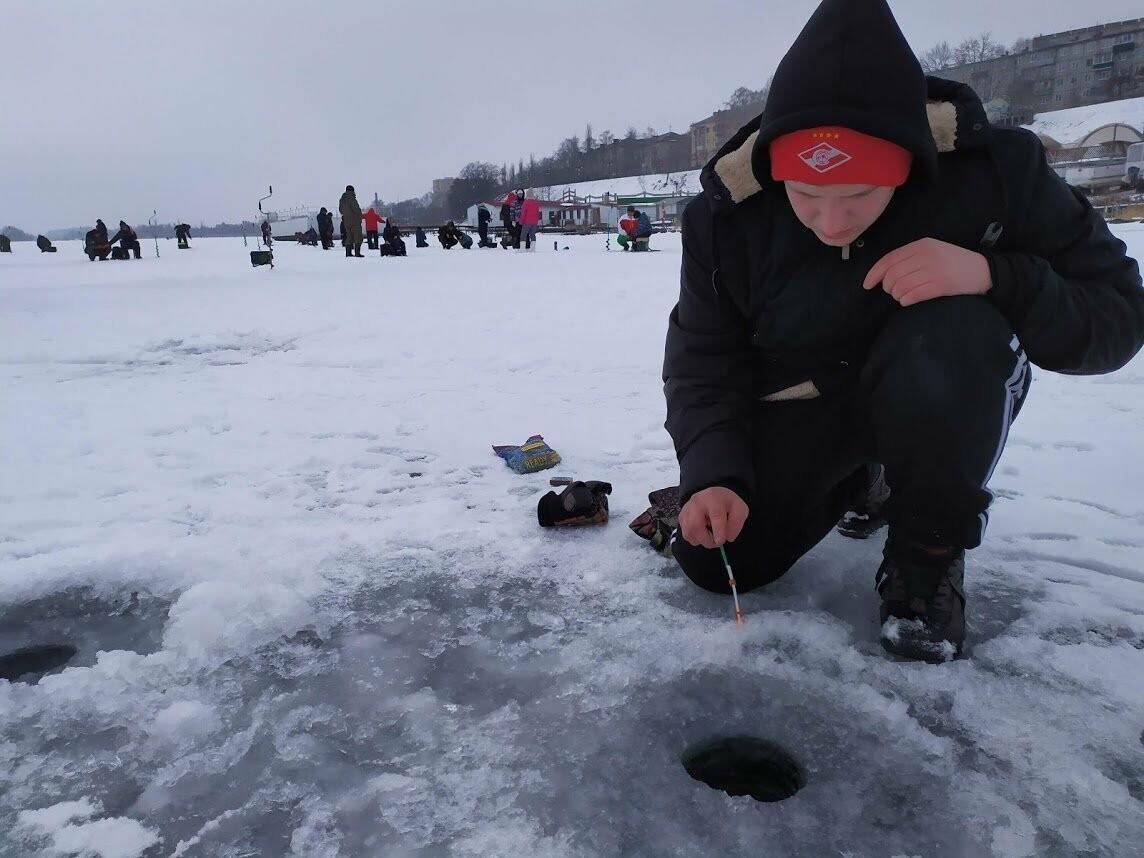 В Тамбове провели детский турнир по зимней рыбалке, фото-4