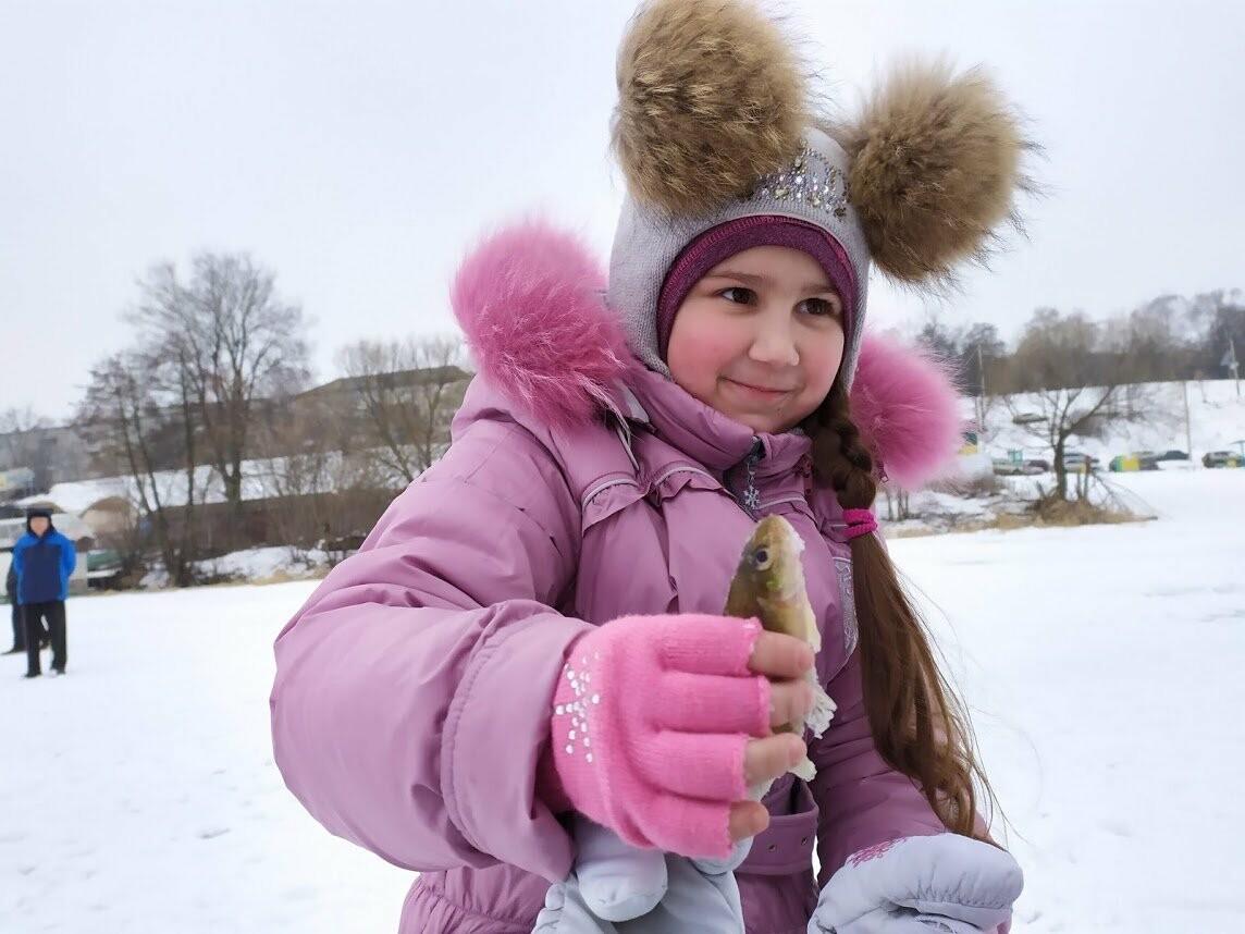 В Тамбове провели детский турнир по зимней рыбалке, фото-7