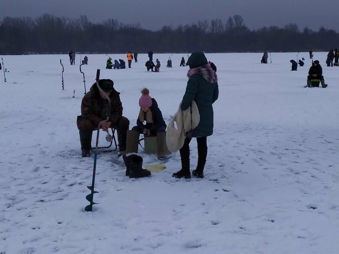 В Тамбове провели детский турнир по зимней рыбалке, фото-9