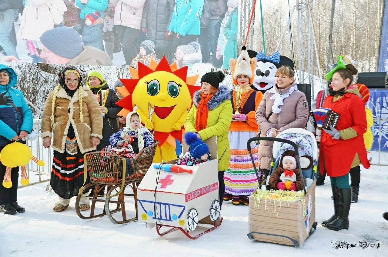 Второй фестиваль «Лысогорские санки» под Тамбовом посетили Баба-Яга и инопланетяне, фото-1