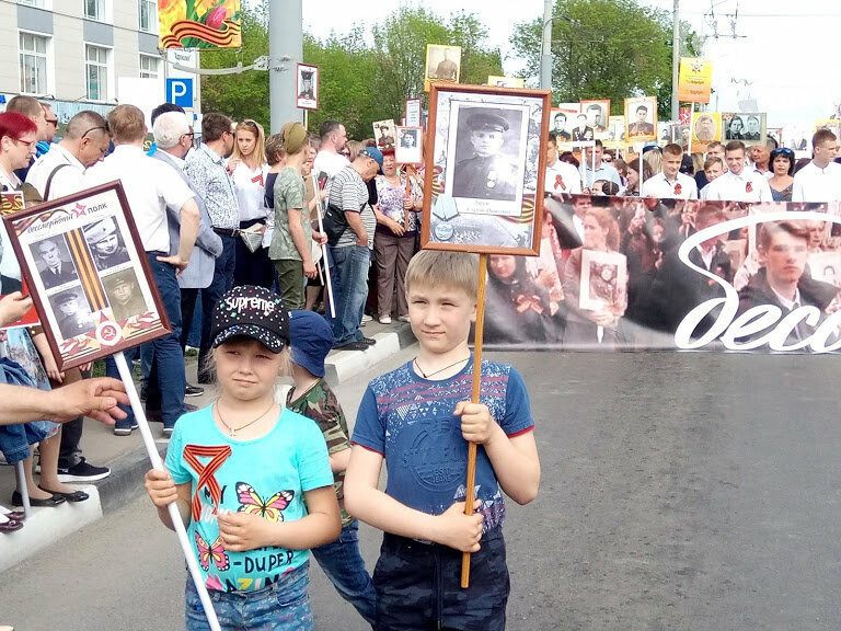 В Тамбове обсуждают маршрут «Бессмертного полка», фото-4