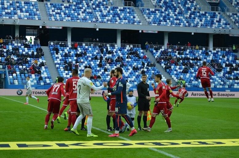 ФК «Тамбов» сыграл вничью с «Рубином»: гол Костюкова отменили, а казанцы едва не опоздали на матч, фото-10