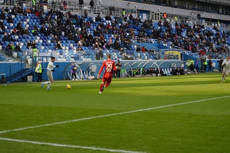 ФК «Тамбов» сыграл вничью с «Рубином»: гол Костюкова отменили, а казанцы едва не опоздали на матч, фото-14