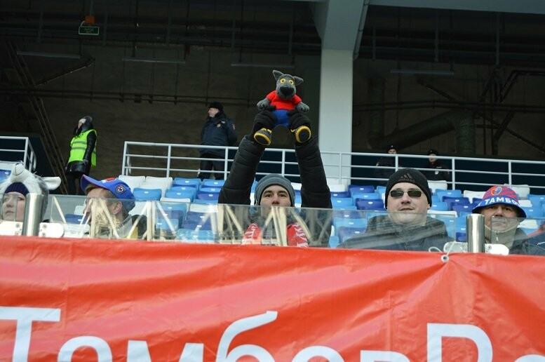 ФК «Тамбов» сыграл вничью с «Рубином»: гол Костюкова отменили, а казанцы едва не опоздали на матч, фото-4