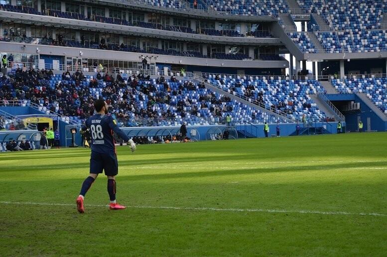 ФК «Тамбов» сыграл вничью с «Рубином»: гол Костюкова отменили, а казанцы едва не опоздали на матч, фото-16