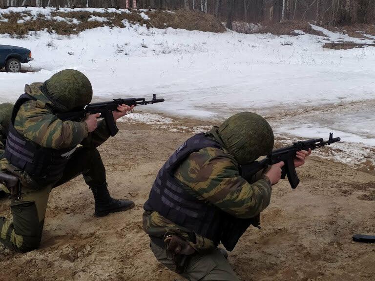 Тамбовские росгвардейцы защитят честь региона на турнире снайперов ЦФО, фото-4