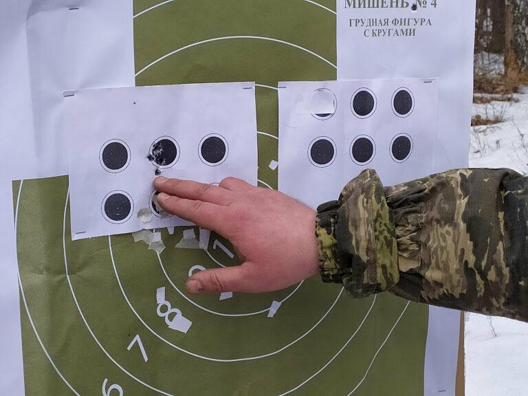Тамбовские росгвардейцы защитят честь региона на турнире снайперов ЦФО, фото-6