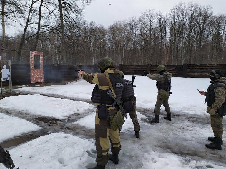 Тамбовские росгвардейцы защитят честь региона на турнире снайперов ЦФО, фото-8