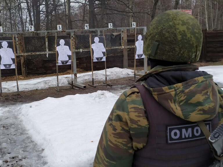 Тамбовские росгвардейцы защитят честь региона на турнире снайперов ЦФО, фото-9
