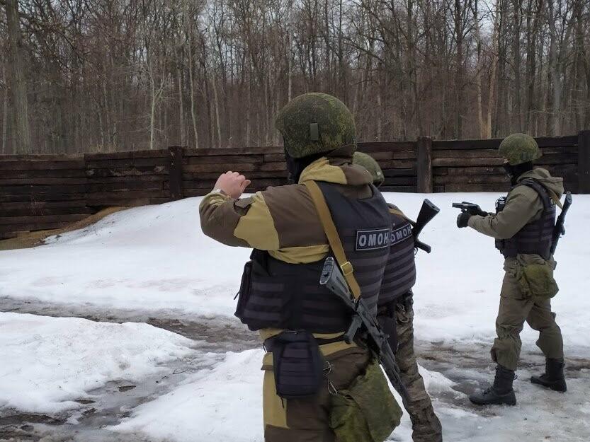 Тамбовские росгвардейцы защитят честь региона на турнире снайперов ЦФО, фото-10