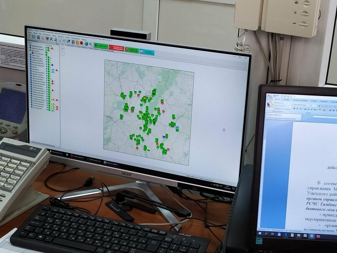 Учебная тревога: в Тамбове продолжают проверку системы оповещения населения, фото-1